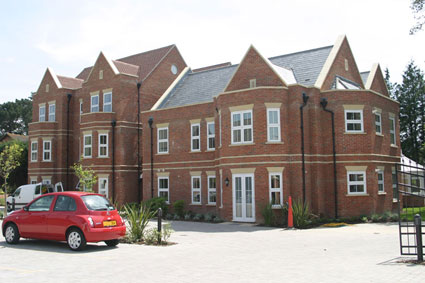 Property Management - Otterbourne, Hampshire